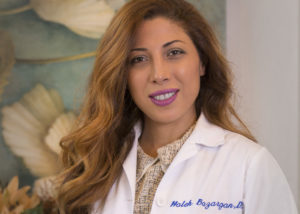 Portrait photo of Scottsdale dentist Dr. Haleh Bazargan