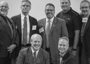 Dentists serving in leadership at the Arizona Dental Association