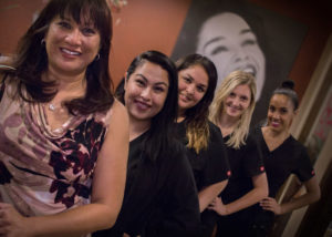 Scottsdale Dentist Dr. Diana Batoon and her team