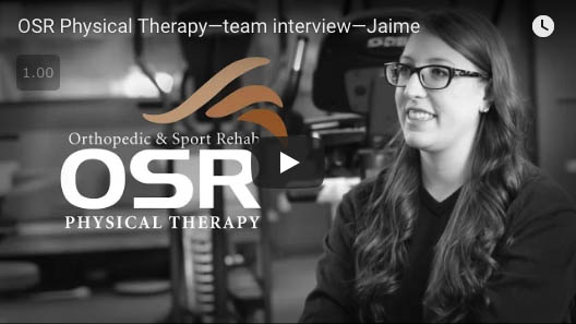 osr physical therapy employee interview