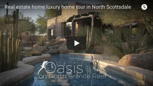 Luxury home tour